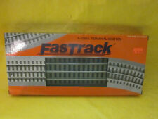 LIONEL FAST TRACK TERMINAL SECTION 6-12016  ( LOOK )