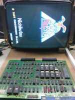 TERRA CRESTA pcb Video Game Board Arcade WORKING US version YM3526 Sound Chip