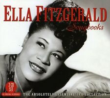 Songbooks-The Absolutely Essential 3cd Collection - Ella Fitzge (2012, CD NIEUW)