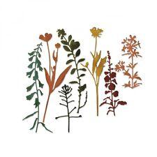 Sizzix Thinlits Troquelado Set 7pk muere las flores silvestres #2 661808