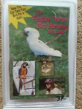 """Premier The Feather Tether"""" Bird Harness And Leash"""