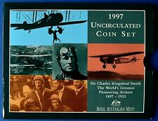 More details for australia 1997 uncirculated coin set.                                   ch13-034