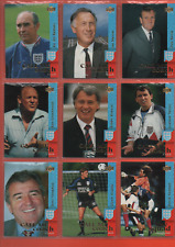 Upper Deck England 1998 - Complete 82 Card Base/Basic Set!