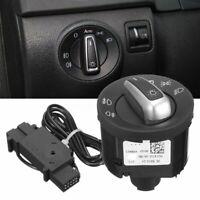 Scheinwerferschalter Lichtschalter mit Sensor Für VW Golf MK6 MK5 Jetta Tiguan