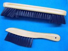 NEW PAIR RAIL & FELT BRUSH CLEANER BILLIARD POOL TABLE