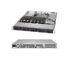 SUPERMICO SYS-1028R-TDW 1U Rackmount SuperServer with X10DDW-i Motherboard