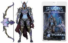 """NECA GLI EROI DELLA TEMPESTA SERIE 3 sylvanas (World of Warcraft) 7"""" Action Figure"""