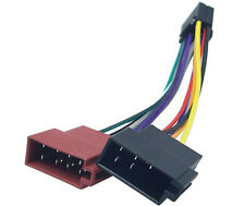 Cavo connettore ISO Autoradio Pioneer 16 pin - serie DEH / MVH