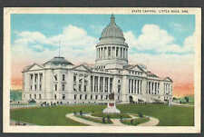 PPC #G36* GOOD POSTCARD STATE CAPITOL LITTLE ROCK AR MINT