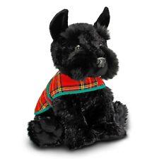 25cm perro de juguete suave Tricolor Con Abrigo-Keel Toys 25cm Tartan felpa Westie
