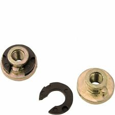 """Fender 1/4"""" 20 TP Seat Nut Kit for Harley Seat Mounting Kit 59768-97 Replacement"""
