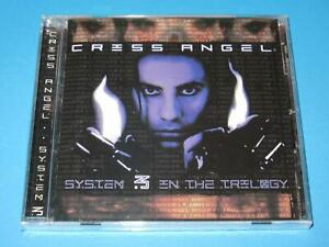 Criss Angel / System 3 In The Trilogy (US 2000, Apitrag) Still Sealed CD OVP