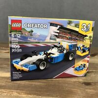 LEGO Creator 3in1 Extreme Engines 31072 109 Pc Building Toy Age 6-12 NEW LP