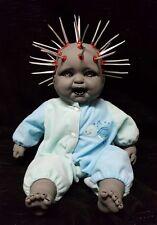 Zombie Baby Hellraiser Doll Halloween Haunted House Prop