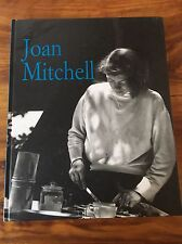 Joan Mitchell ~ Paintings 1950 To 1955 ~ 1998 Hardcover ~ Nicely Illustrated