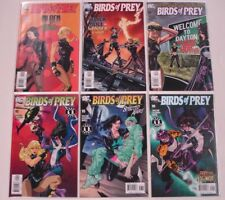 **BIRDS OF PREY #92-122 COMPLETE RUN**(2006, DC)**BLACK CANARY**ORACLE**BAD GIRL