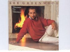 Lee Greenwood - Christmas To Christmas vinyl Lp Mca-5623 Sealed