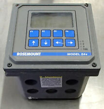 Rosemount Analytical 54E 54EC-01-09 Analyzer Controller Used? New?