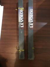 "2 New LEVOLOR Aluminum mini BLINDS 32"" x 64"" color matching Sears 1"" slats easy"