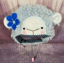 Blue Sheep Helmet by Lalatroop