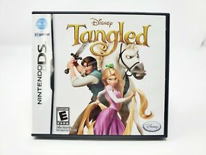 Tangled (NINTENDO DS) NDS 3DS CIB Complete Authentic