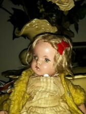 "Antique Composition Doll 13"" Of Sweet Patsy?"