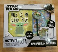NEW Disney Star Wars The Mandalorian The Child Activity Set Baby Yoda