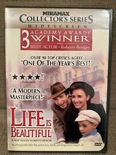 Life Is Beautiful (Dvd, 1999) collector series