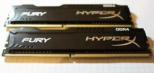 Kingston HyperX Fury HX421C14FB2/8 8GB DDR4 2133Mhz Non ECC Memory RAM DIMM
