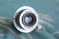 Industar-50 50mm F/3.5 M39 Fed Zorki Leica Micro 4/3