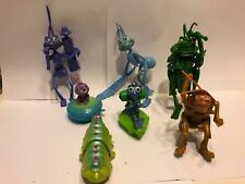 Mini stock action figure A BUG'S LIFE, originali d'epoca uscita vintage