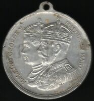 1935 George V & Queen Mary Commemorative Medal | Pennies2Pounds