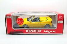 1:18 ANSON RENAULT Mégane 16V Yellow