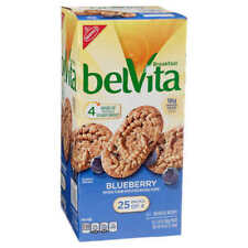Belvita Breakfast Biscuits, Blueberry 1.76 oz., 25-count