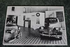 "1940 Chevrolet Dealer Show Room 12 X 18"" Black & White Picture"
