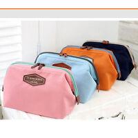 Women's Toiletry Make Up Cosmetic Bag Pouch Handbag Purse Organizer Travel Bags