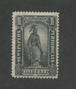 1894 United States Newspaper & Periodical Stamp #PR90 Mint Hinged F/VF OG