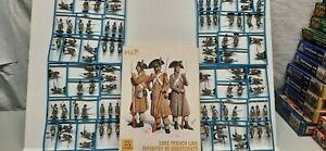 Painted 96 HaT Napoleonic Wars 1805 French Line in Greatcoats 1/72 on sprue