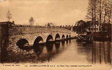 CPA St-Remy-sur-Avre - La Vieux Pont (360031)