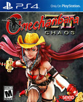 Onechanbara Z2: Chaos [Sony PlayStation 4 PS4 Hack 'n' Slash Babes XSEED] NEW