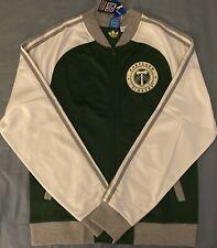 Adidas Portland Timbers Classic Track Jacket. Adult Size: Medium