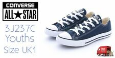 Converse Footwear AllStar 3J237C Youths Size Uk1 Brand New Free Delivery