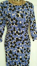 Jersey Wiggle, Pencil Spotted Dresses for Women