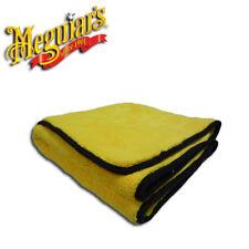 MEGUIARS SUPREME DRYING TOWEL 920GSM DEEP MICROFIBRE PILE CAR VAN WASH CLOTH
