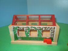 Thomas & Friends Wooden Railway SHED w removable