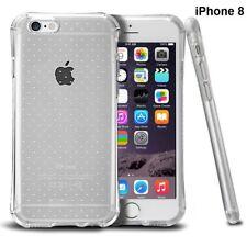 Funda carcasa para iPhone 8 Gel antigolpes Transparente contra caidas