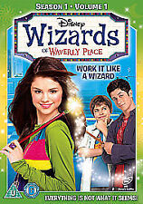 Wizards Of Waverly Place - Series 1 Vol.1 (DVD, 2009)