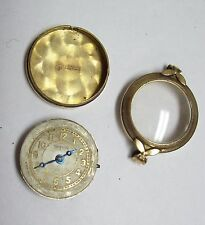 Vintage GENEVE 10K Rolled Gold Watch - for parts