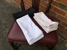 Linen Blend Napkins with matching Table Cloths