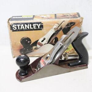 Boxed Vintage STANLEY (H.1204) Handyman Carpenters Plane 245 x 50mm - 205
